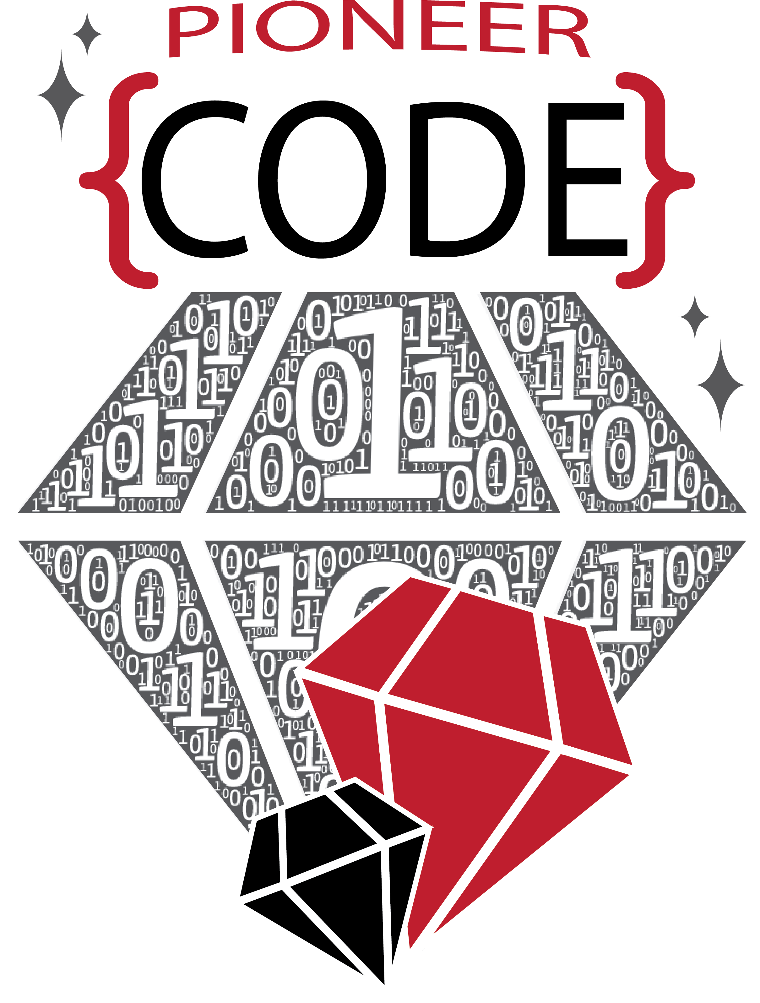 Pioneer Code Diamonds logo