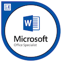 Microsoft Word 2013 Certification