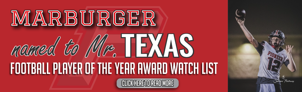 Eddie Marburger added to Mr. Texas Football Player of the Year Award Watchlist